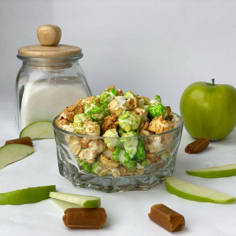 Caramel Apple Flavored Kettlecorn